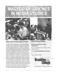 Brooklyn College Full Page